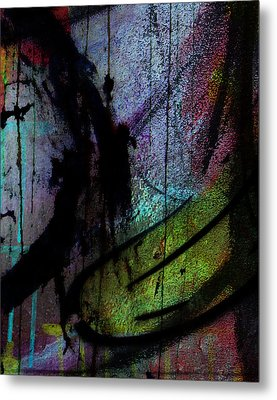 Tears Of My Peal  Metal Print by Jerry Cordeiro