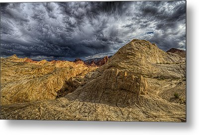 Tempest Metal Print by Stephen Campbell