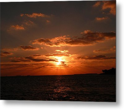 Metal Print featuring the photograph Thank You Lord by Jo Sheehan