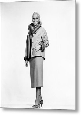 That Certain Feeling, Eva Marie Saint Metal Print by Everett