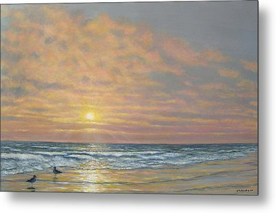 That Razzle Dazzle Time Of Day Metal Print by Kathleen McDermott