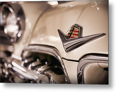 Metal Print featuring the photograph The 1955 Dodge La Femme by Gordon Dean II