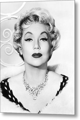 The Ann Sothern Show, Ann Sothern Metal Print by Everett