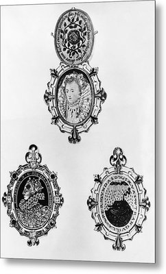 The Armada Jewel, Formerly Of J.p Metal Print by Everett