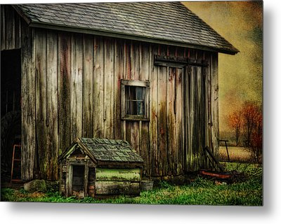 Metal Print featuring the photograph The Big And The Small by Mary Timman