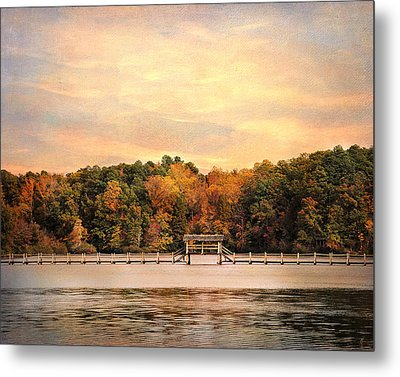 The Bridge Metal Print by Jai Johnson