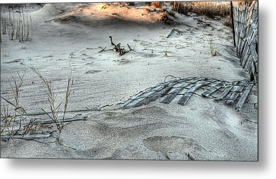 The Bright Spot Metal Print by JC Findley