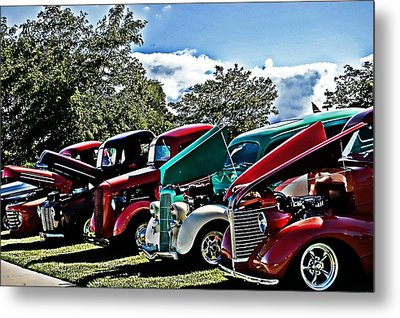 The Classics Metal Print by Cheryl Cencich
