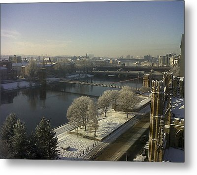 The Clyde Metal Print by Ian Macdonald