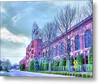 The Colgate-pamolive Company Building II Metal Print by Steven Ainsworth