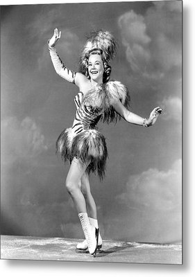 The Countess Of Monte Cristo, Sonja Metal Print by Everett