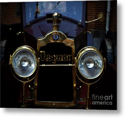 The Dagmar  Metal Print by Steven Digman