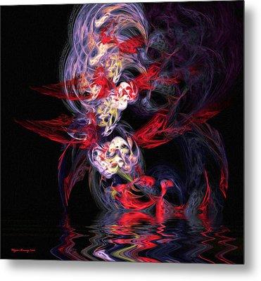 The Dream Metal Print by Wayne Bonney
