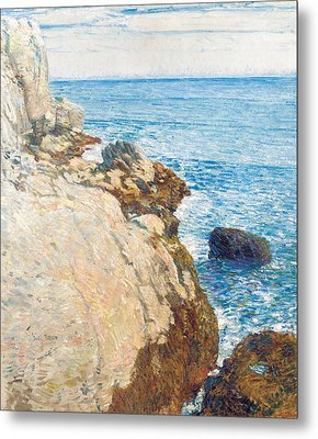 The East Headland Metal Print by Childe Hassam
