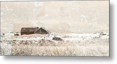The Effects Of Time Metal Print by Michelle Wiarda
