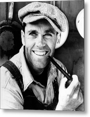 The Grapes Of Wrath, Henry Fonda, 1940 Metal Print by Everett