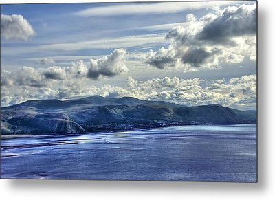 The Great Orme Metal Print by Svetlana Sewell