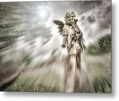 The Guardian Metal Print by Brent Craft