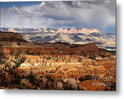 The High Desert Bryce Canyon Metal Print by Butch Lombardi