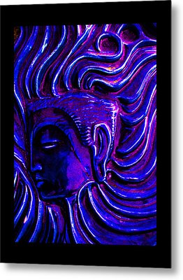 Metal Print featuring the photograph The Higher Mind by Susanne Still