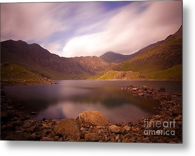 The Horseshoe Metal Print by Jan Allen