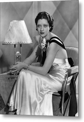 The House On 56th Street, Kay Francis Metal Print by Everett