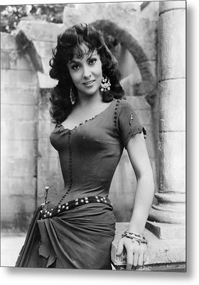 The Hunchback Of Notre Dame, Gina Metal Print by Everett