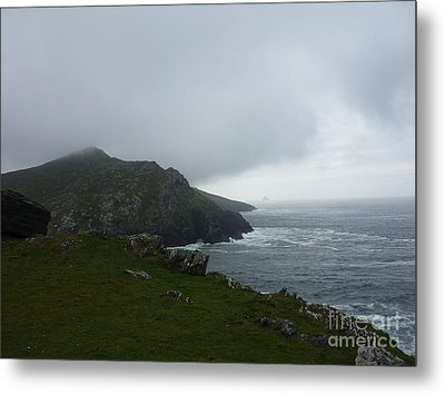 The Irish Sea Metal Print