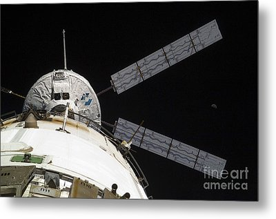 The Johannes Kepler Automated Transfer Metal Print by Stocktrek Images