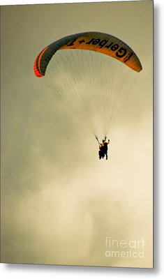 The Jumper Metal Print by Syed Aqueel