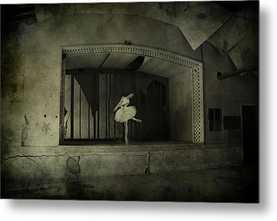 The Last Song  Metal Print by Jerry Cordeiro