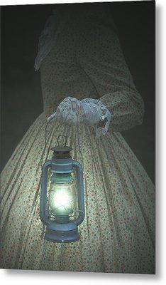 The Light Metal Print by Joana Kruse
