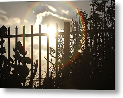 The Light Metal Print by Jose Rodriguez