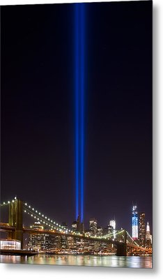 The Lights - 9-11 Tribute Metal Print