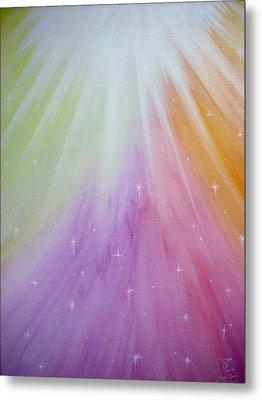 The Lights Metal Print by Asida Cheng