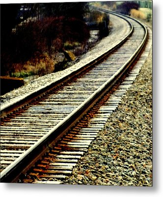 The Long Way Home Metal Print