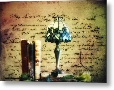The Love Letter Metal Print by Bill Cannon