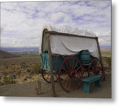 The Oregon Trail No 3 Metal Print