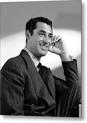 The Philadelphia Story, Cary Grant, 1940 Metal Print by Everett
