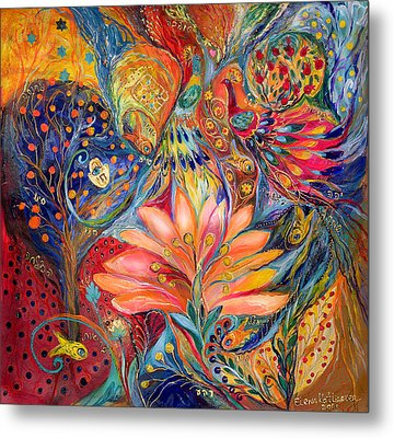 The Princess Lillie. The Original Can Be Purchased Directly From Www.elenakotliarker.com Metal Print by Elena Kotliarker