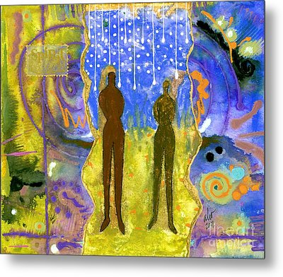 The Promise Keepers Metal Print by Angela L Walker
