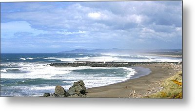 The Spectacular Oregon Coast Metal Print