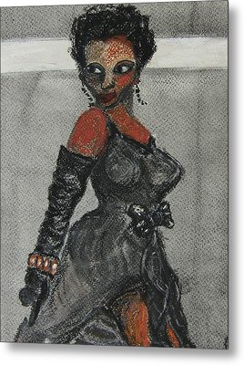 The Tango Metal Print by Kathryn Barry