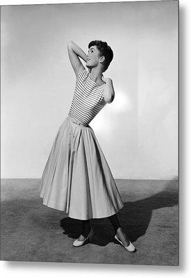 The Tender Trap, Debbie Reynolds, 1955 Metal Print