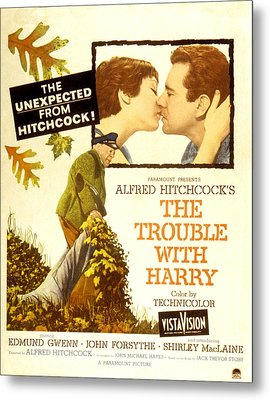 The Trouble With Harry, Shirley Metal Print