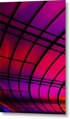 The Tunnel Metal Print by Metro DC Photography