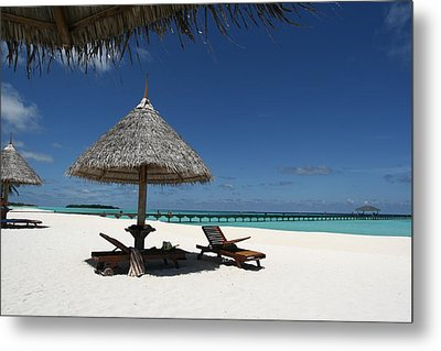 The Ultimate Relaxation Metal Print