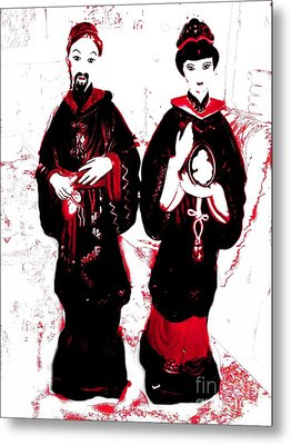 The Way Metal Print by Amy Sorrell