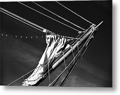 The Wind Not Caught Metal Print by Ryan Weddle