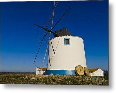 The Windmill Metal Print by Heiko Koehrer-Wagner